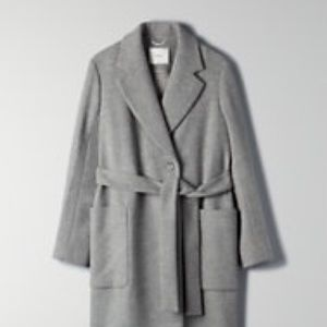 Aritzia Wilfred CARLYLE Wool Coat